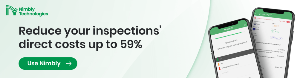 Reduce Inspection costs up to 59%